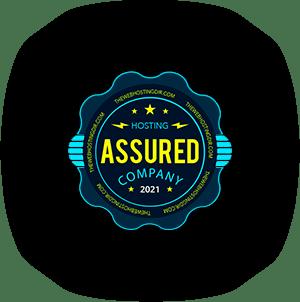 Hosting Assured Seal