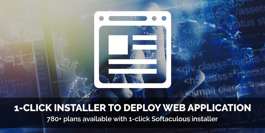 1-click Installer To Deploy Web Application