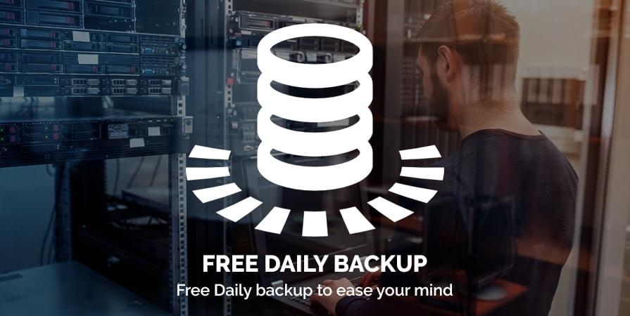 Free Daily Backup