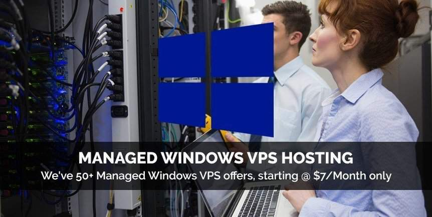 Managed Windows VPS Hosting – For Newbies and Time Conscious alike