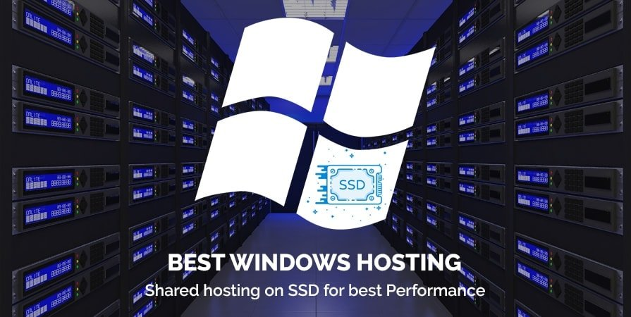 Shared hosting on SSD for best performance