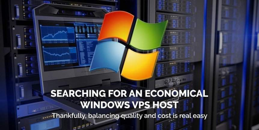 Searching for an Economical Windows VPS Host