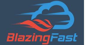Blazing Fast Host