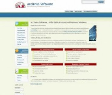 Acclivius Software Hosting