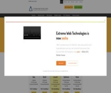 Extreme Web Technologies Hosting