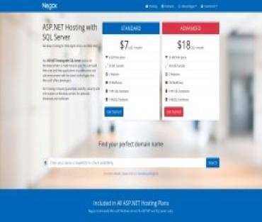 Negox Internet Solutions LLC Hosting
