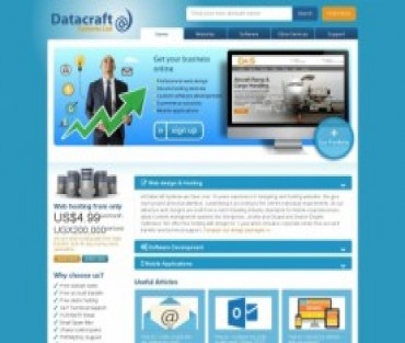 Datacraft Systems Ltd Hosting