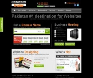 Web Solution Provider Hosting