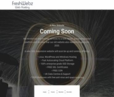 FreshWebz Hosting