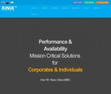 XiNiX InfoTech Pvt Ltd  Hosting