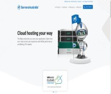 Servers Australia Hosting