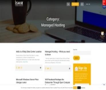 ISHIR Hosting