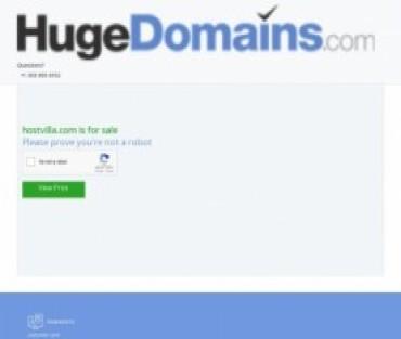 HostVilla Web Host Solutions