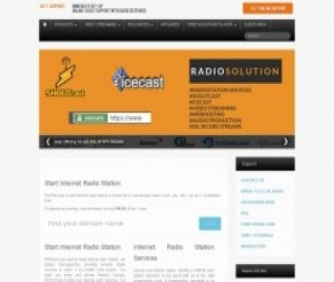 Radiosolution Info Hosting