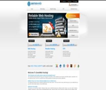 SemoWeb Hosting