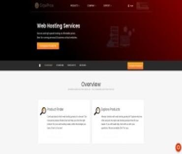 GigaPros.com LLC Hosting