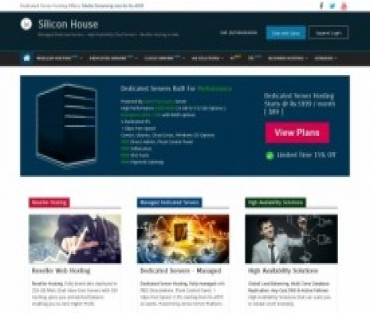 Silicon House Web Hosting