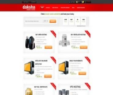 Daksha Hosting