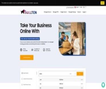 Bullten Web Hosting Solutions