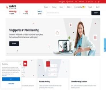 Vodien Internet Solutions Hosting