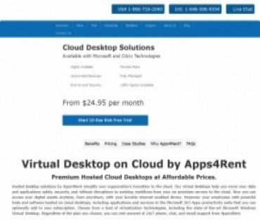 Clouddesktoponline Hosting