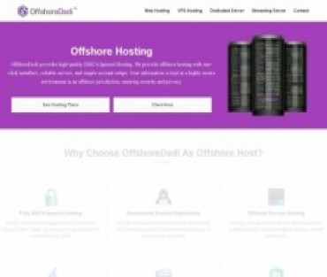 OffshoreDedi Hosting