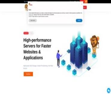 Simba Domains Hosting