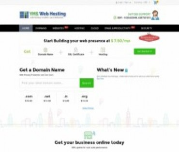 YMS Web Hosting Solutions