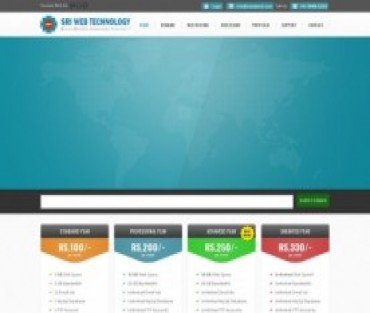 Sri Web Technology Hosting