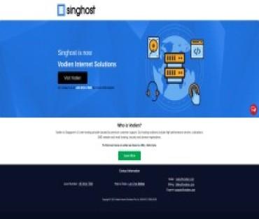 SingHost