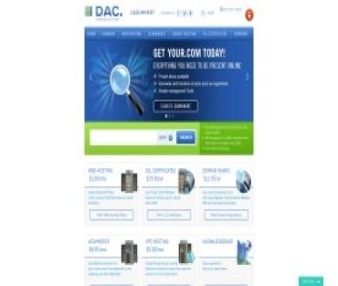 Domainsatcost Hosting