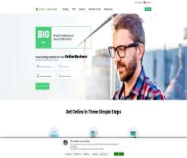 Green WebPage Hosting