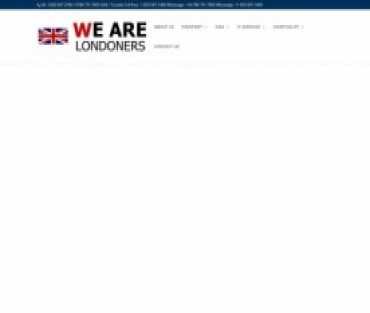 We Are Londoners Ltd Hosting
