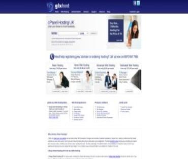 GLX Website Hosting Ltd