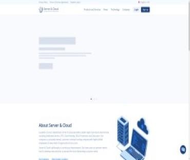 Server Cloud  Hosting