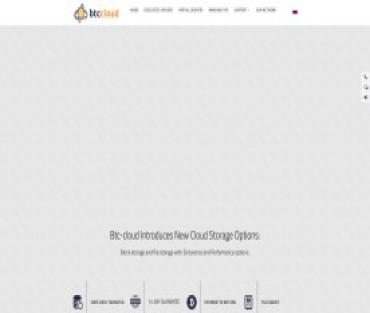 Btc-Cloud Hosting