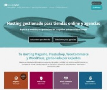 Factoria Digital Hosting