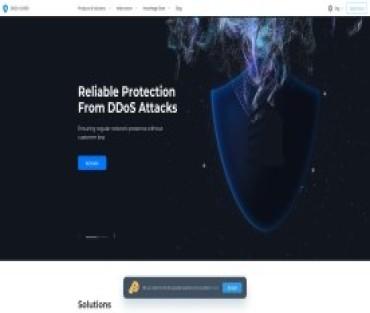 DDoS GUARD Hosting