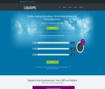 Liquidips Inc Hosting