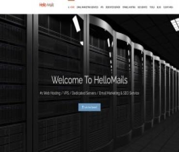 HelloMails Hosting