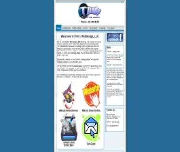 Toms Webdesign Hosting