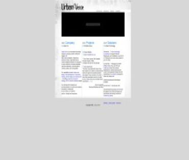 UrbanVerve Hosting