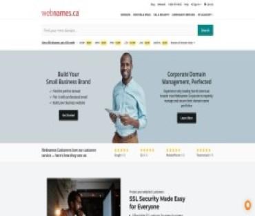 Webnames Ca Hosting