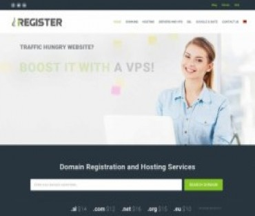 IRegisterAL Hosting