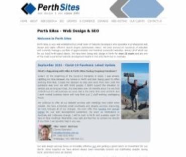 Perth Sites Web Hosting