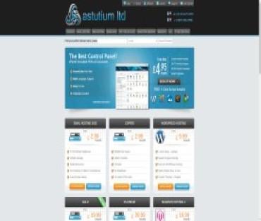 Astutium Ltd Hosting