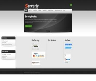 Serverty Hosting