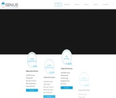 Genius Guard Hosting