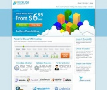Neosurge Web Hosting