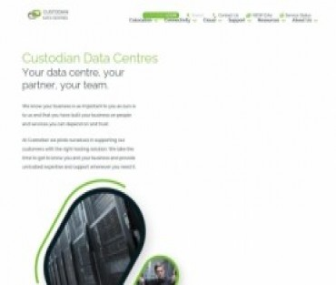 Custodiandc Data Centers Hosting